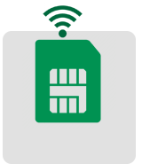 Non-Steered, Open Roaming SIM