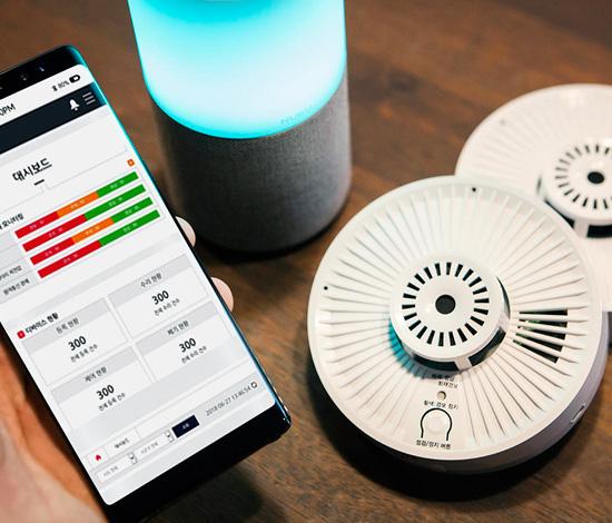 LoRa-Smoke-Detector