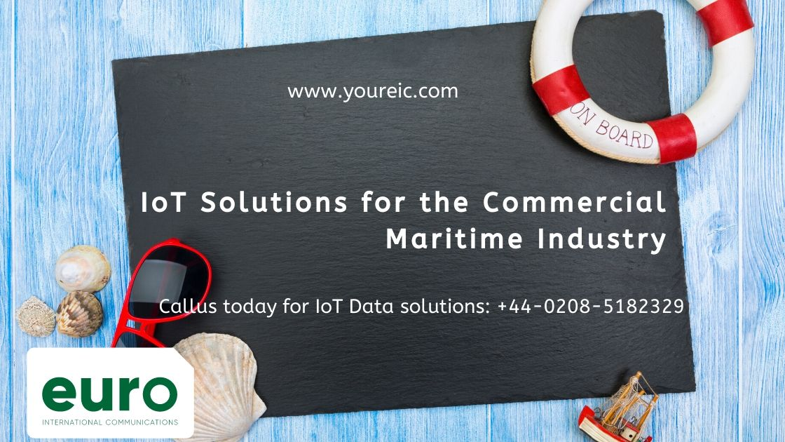 IoT Solutions for the Commercial Maritime Industry