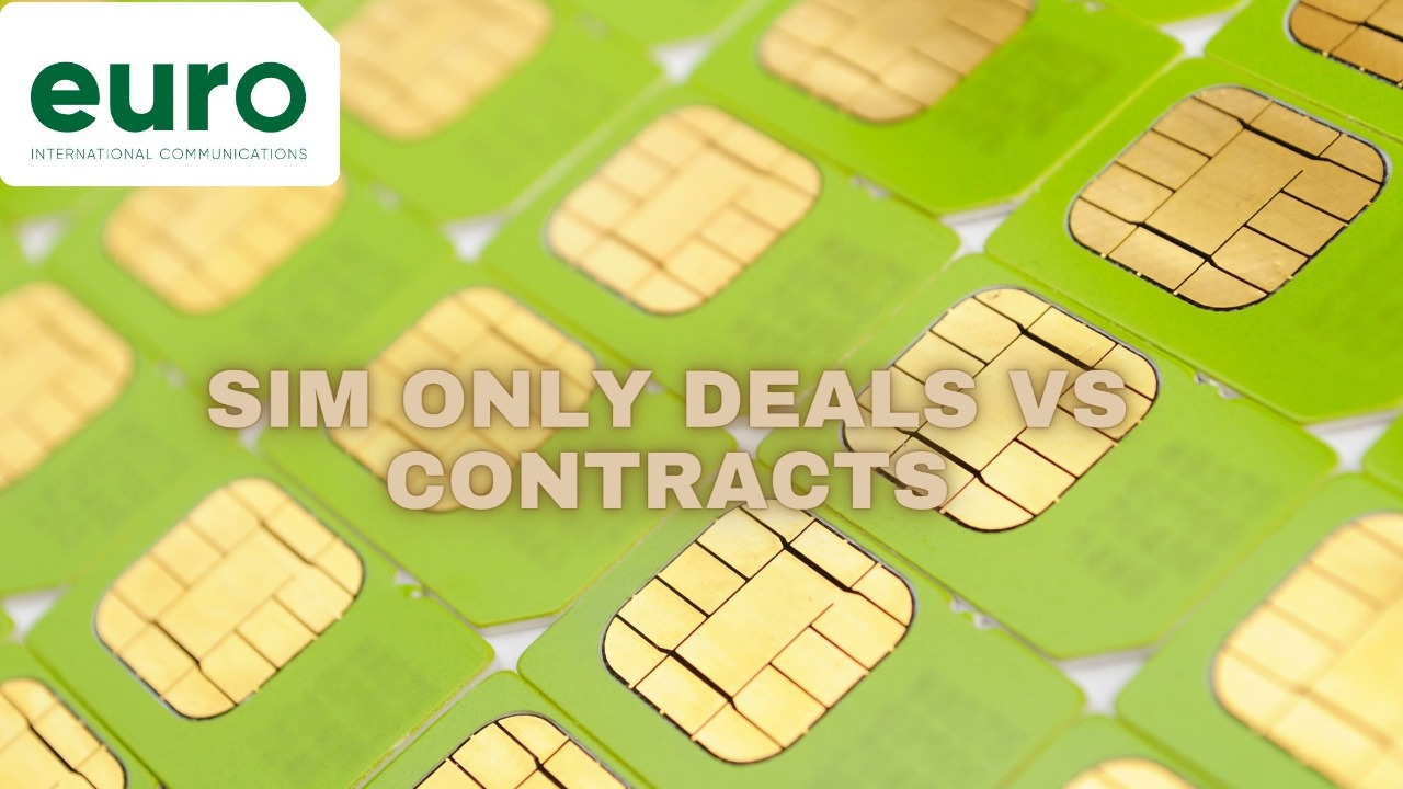 Sim Only Deals Vs Contract Deals – Is Sim Only Better Than Contract?